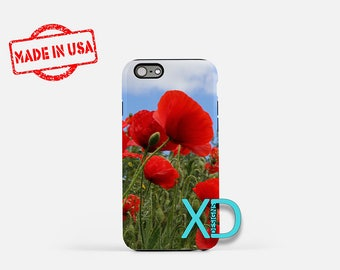 Meadow iPhone Case, Flower iPhone Case, Meadow iPhone 8 Case, iPhone 6s Case, iPhone 7 Case, Phone Case, iPhone X Case, SE Case Protective