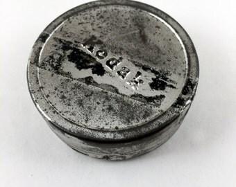 Kodak movie film canister