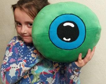 Jacksepticeye inspired plush pillow