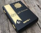 Cigar Box Bluetooth Speaker, Guitar Amplifier, Wired Speaker, Handmade Portable Amp - La Flor Dominicana Chapter 1