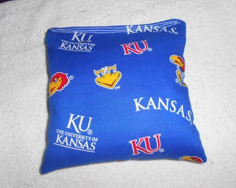 University of Kansas   Cornhole Bags
