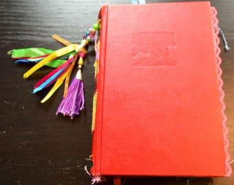 OOAK JunkJournal WP3 junque journal notebook