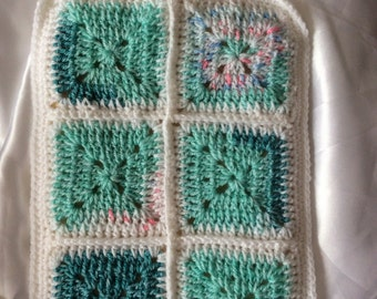 Hand Crochet Hot Water Bottle Cover