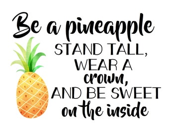 Be A Pineapple Download