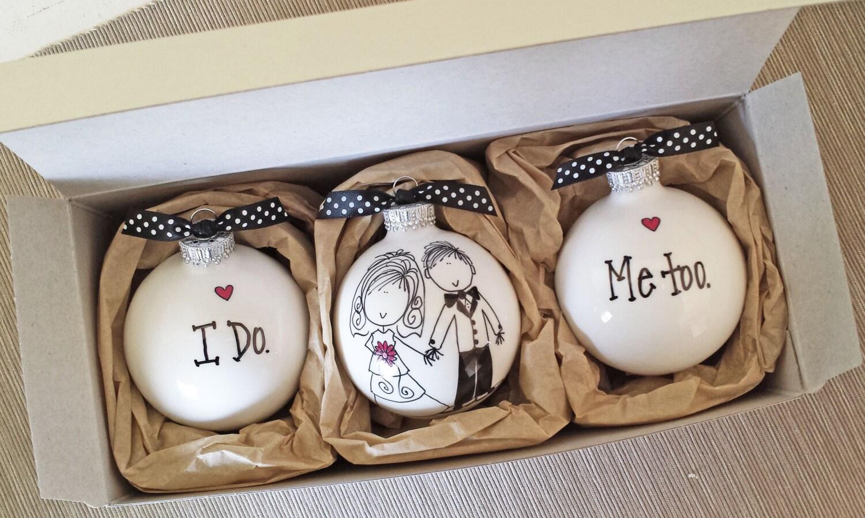 Wedding Gift Ornaments: Wedding Gift, Wedding Ornaments, Wedding Gift Set