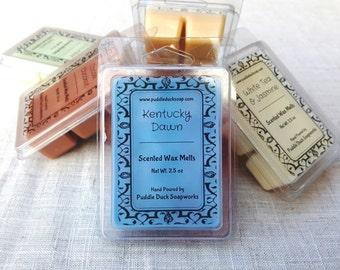Kentucky Dawn Wax Melts - A clean, bright home fragrance