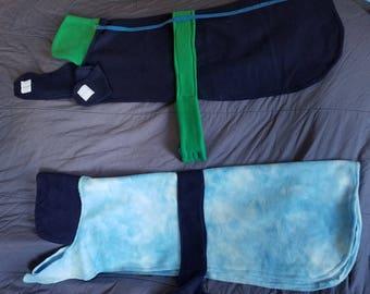 Very Large Dog Coat (Saint Berbard sized) - 2 Set