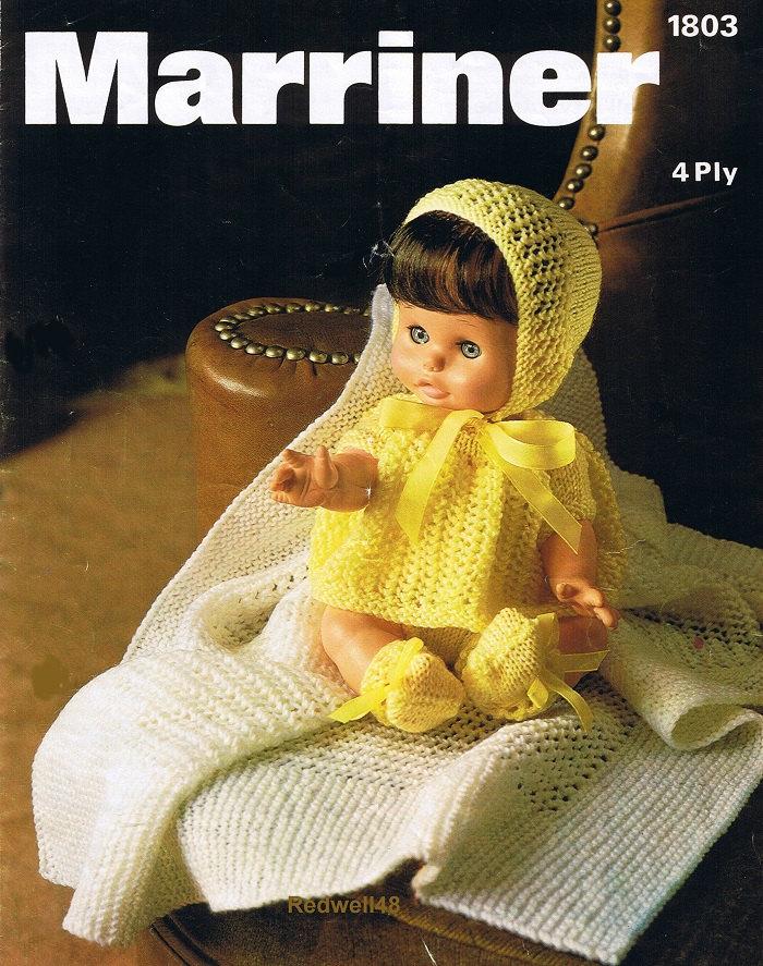 9e484ff91e31 Doll Knitting Pattern