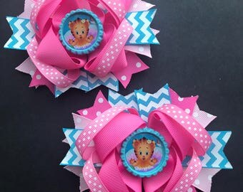 Baby Margaret Pigtail Bows