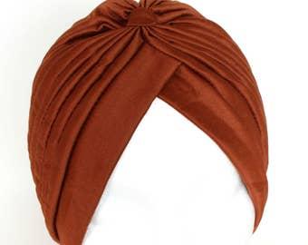 Chapeau de mode, Turban, Wedding Turban, Fashion Turban, Party Turban, Party Hat, Classy Turban, Classic Turban, Performace Hat, Theater Hat