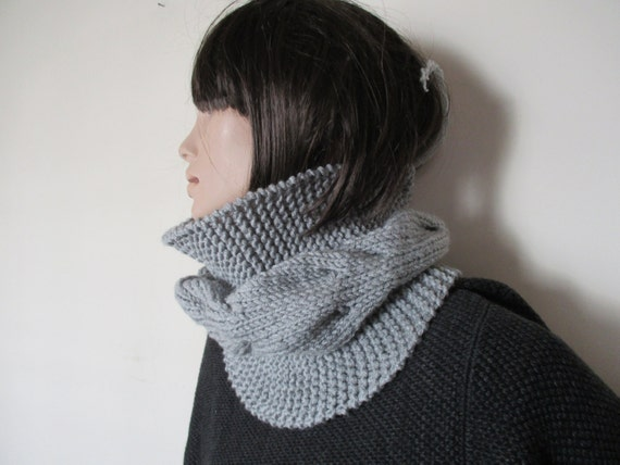 Handmade knitted scarf, woman scarf, beautiful scarf and separate
