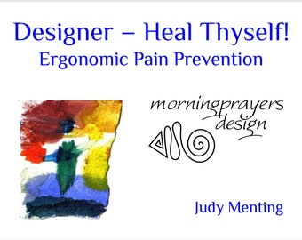 Designer Heal Thyself!  Ergonomic Pain Prevention for Jewelry Makers