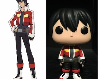 "Custom Funko Pop: Keith from ""Voltron"""