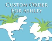 Custom Order For Ashley