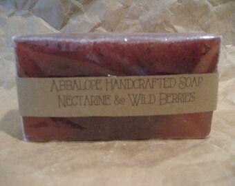 Nectarine & Wild Berries Soap Bar