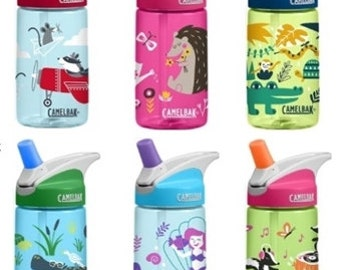 Personalized KIDS camelbaks spill proof and leak proof