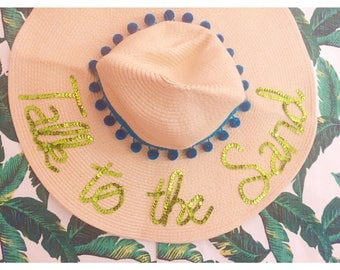 Talk to the Sand Honeymoon Hat™