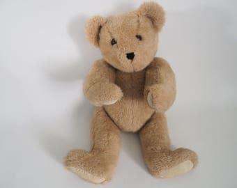 Vermont Teddy Bear Stuffed Animal Collectible 90s toys