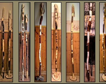 hiking stick, walking stick, hiking,hikers gift