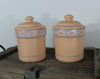 Southwestern design Kitchen Storage Containers