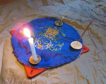 Elven Court Portable Altar