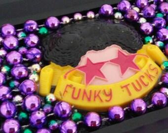 Funky tucks!