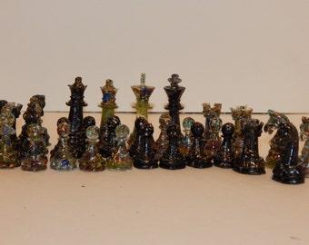 Orgone Chess Set
