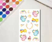 Whimsical Watercolor Plan...