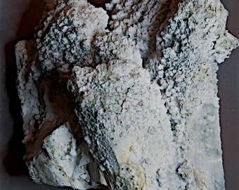 Huge Druzy Danburite Quartz Encrusted Cluster