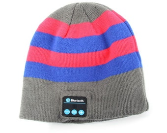 Bluetooth Knit Hat Beanies Wireless Stereo Skull caps