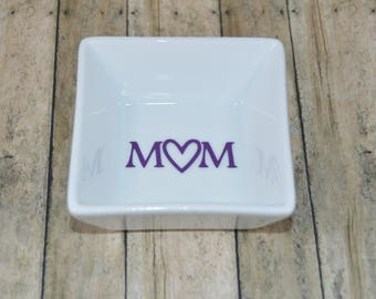 Mom Ring Dish / Jewelry Dish