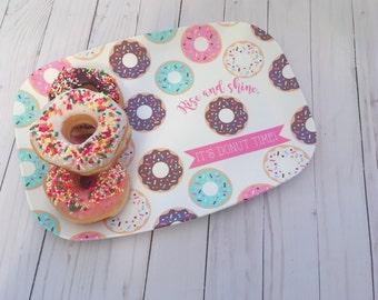 Donut Platter