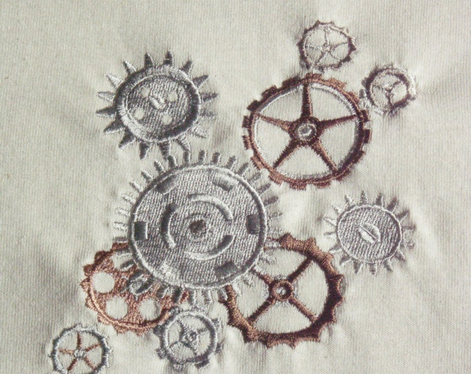 Childs' T-Shirt - 5 - 6 Years - Clockwork