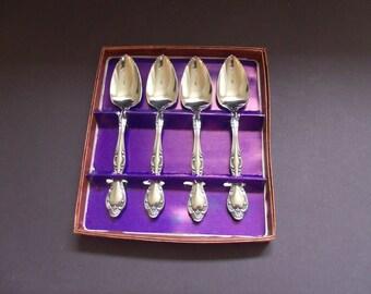 Heritage Stainless Korea Serrated Spoon Set