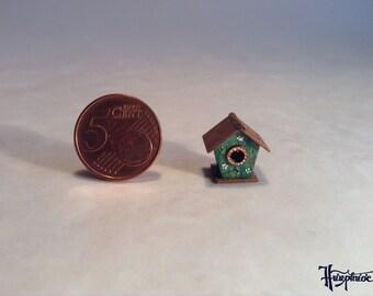 Miniature Birdhouse (BH_2)