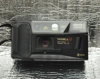 Yashica T3 Point and Shoot Camera