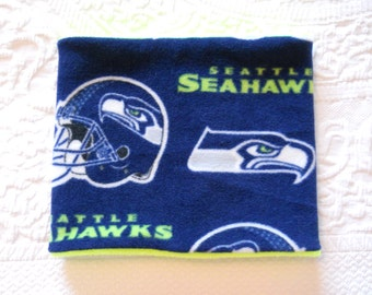 Seahawks Fleece Gaiter / Seattle Seahawks Fleece Neck Warmer