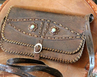 Vinage Leather Purse