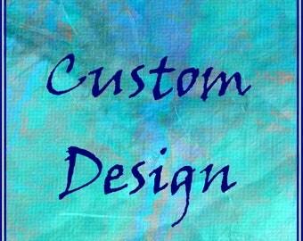 Custom Designed Pendant for BWC