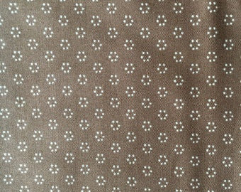 Moda Fig Tree Quilts Honeysweet dot woven fabric