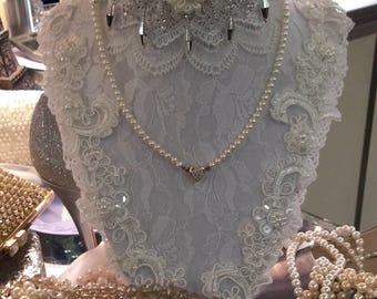 Bridal Jewelry Display