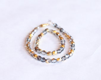 "easter basket stuffer / girls birthday gift / matching jewelry / kids jewelry / big sister gift / 18"" doll jewelry american girl"