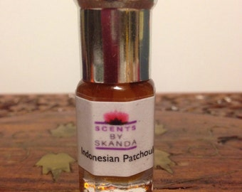 Indonesian Patchouli