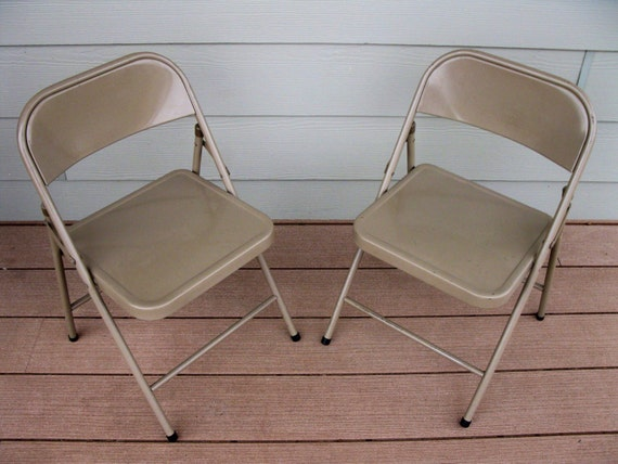Children s Set of 2 Metal Folding Chairs Adirondack