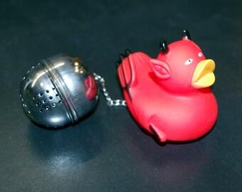 ball to the mini duck IMP