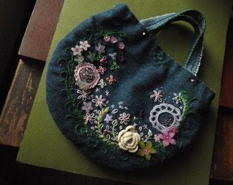 medow...designer bag,gift for her