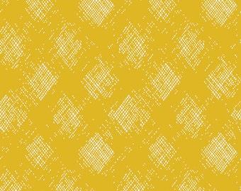 Terra Firma Sunlit Garden Dreamer by Maureen Cracknell for Art Gallery Fabrics, modern blender, fabric by the yard, quilter fabric