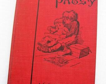 The Story of Patsy by Kate Douglas Wiggin. 1889 copyright. Sunnybrook farm author. Kindergarten.