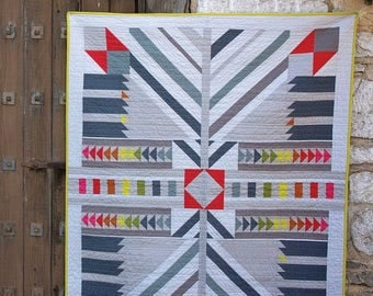 Timber Quilt Pattern by Alison Glass Free Shipping in the US