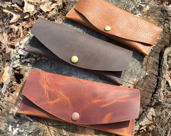 Leather Sunglasses Cases